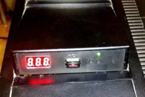 Roland XP-50: Výměna disketové mechaniky za USB jednotku