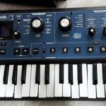Novation Miniova Broken Keys Repair