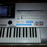 Yamaha Tyros 4 Repair Pictures