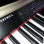 Kurzweil Mark Pro 3i Repair Photos