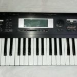 Korg TR61 broken buttons repair