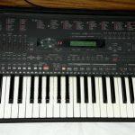 Yamaha PSR-5700 Repair Photos