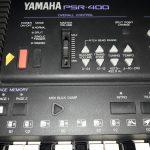 Yamaha PSR-400 Repair photos