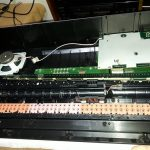 Yamaha PSR-400 Repair Photos