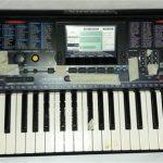Yamaha PSR-230 Repair Photos