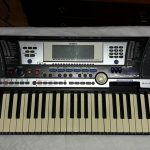 Yamaha PSR-540 Repair Photos, USB Floppy Emulator