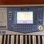 Yamaha PSR-1100 Repair Photos