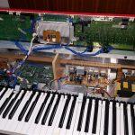 Yamaha CVP-203 Repair pictures