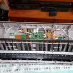 Yamaha DGX-640 repair photos