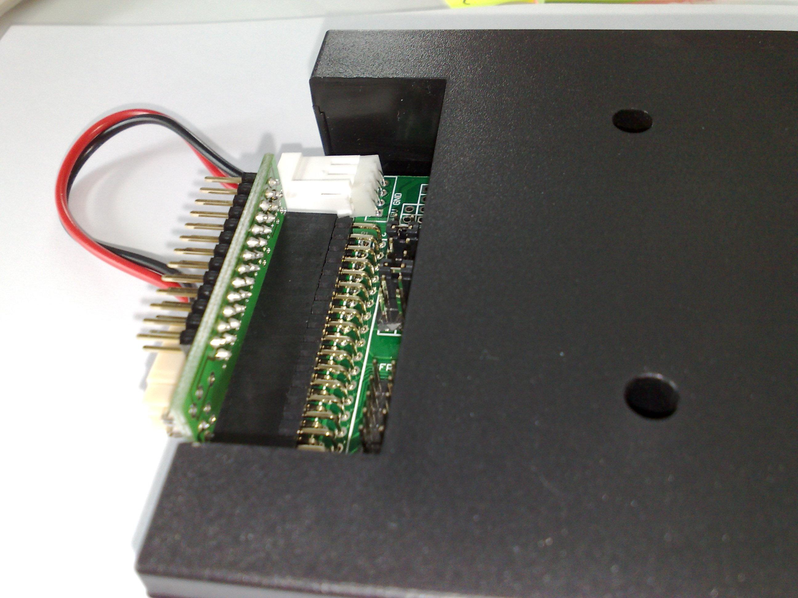 YAMAHA SY77 FLOPPY to USB upgrade | keyboardservis cz