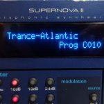 Repair of the Novation Supernova II Rack Synth no sound