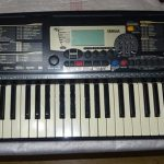 Yamaha PSR-225 Repair Pictures