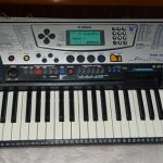 Yamaha PSR-340 Repair and Floppy Drive Emulator