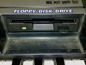 PSR-550: Původní FDD mechanika
