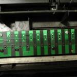 YAMAHA PSR-175 repair disassembly photos